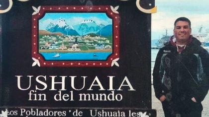 Celso Vallejos, hijo de Oscar, fue uno de los 44 tripulantes que perdieron la vida en el ARA San Juan