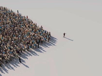 El factor más importante de una organización es el humano