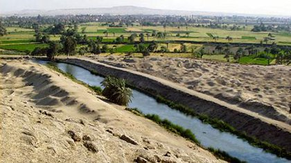 El Canal de José (Bar Yussuf)