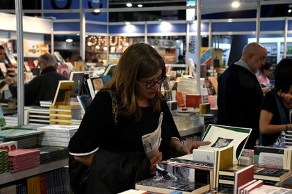 Feria del Libro 2019 (Foto: Nicolás Stulberg)