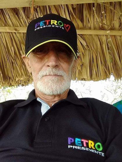 Alejandro Llinás era partidario de la Colombia Humana en esa región del país.