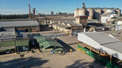 Vicentin, la agroexportadora instalada en el norte de Santa Fe (Pablo Lupa)