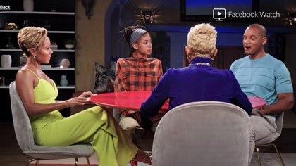 Red Table Talk se emite por Facebook Watch