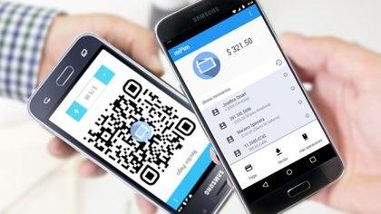 Para abrir una cuenta virtual, solo hace falta bajar una app en el celular, cargar algunos datos personales y tomar una foto del DNI.