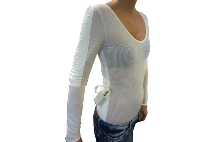 Wearlumb, el modelo femenino