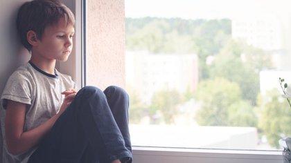 La situación de aislamiento favorece al incremento en los niveles de distrés y de diferentes situaciones de conducta que se vieron exacerbadas por estos días (Shutterstock)
