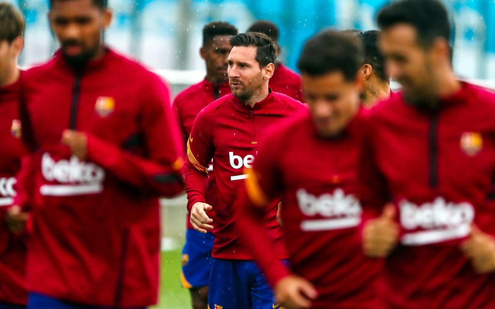 Lionel Messi estuvo cerca de irse del Barcelona