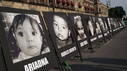 En la reconstrucción de los hechos participaron nueve testigos que estuvieron en la tragedia del 2009. Entre ellos, varios padres de los niños y niñas que murieron a causa de las quemaduras y la inhalación de monóxido de carbono (Foto: Andrea Murcia/Cuartoscuro.com)