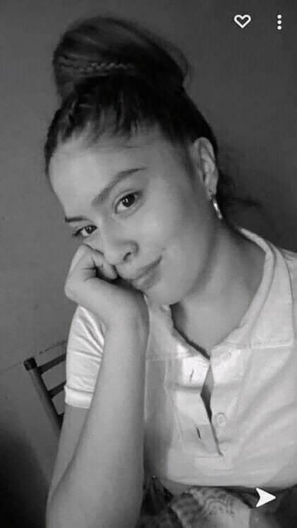 Tiziana Montero fue baleada en la cabeza en la puerta de su casa en la madrugada del domingo (Foto/Facebook).