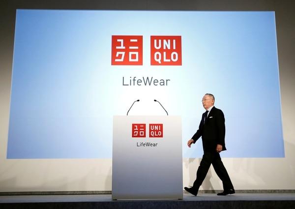 Tadashi Yanai conduce los destinos de la reconocida marca Uniqlo (REUTERS/Issei Kato)