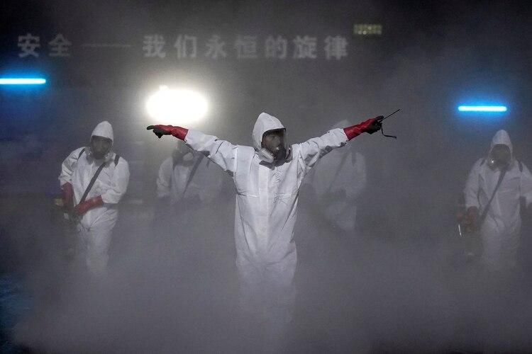 Ya son 1.300.000 los casos confirmados por COVID-19 en el mundo (REUTERS/Aly Song)