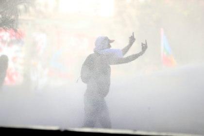 Manifestaciones en Chile (REUTERS/Pilar Olivares)
