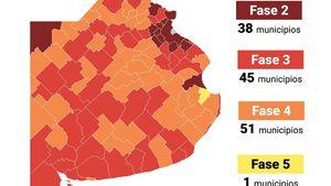 Restricciones: qué se puede hacer y qué no en los 135 municipios bonaerenses