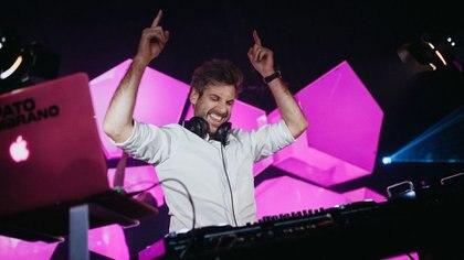 """DJ Patricio """"Pato"""" Zambrano"""