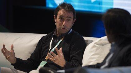 Marcos Galperin, fundador y CEO de Mercado Libre (Adrián Escandar)
