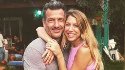 Florencia Bertotti y Federico Amador están juntos hace ocho años