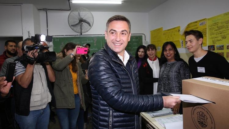 El intendente de Córdoba y candidato a gobernador, Ramón Mestre (Mario Sar)