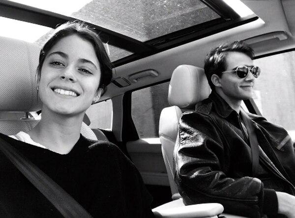 La foto íntima de Tini Stoessel con su novio - Infobae