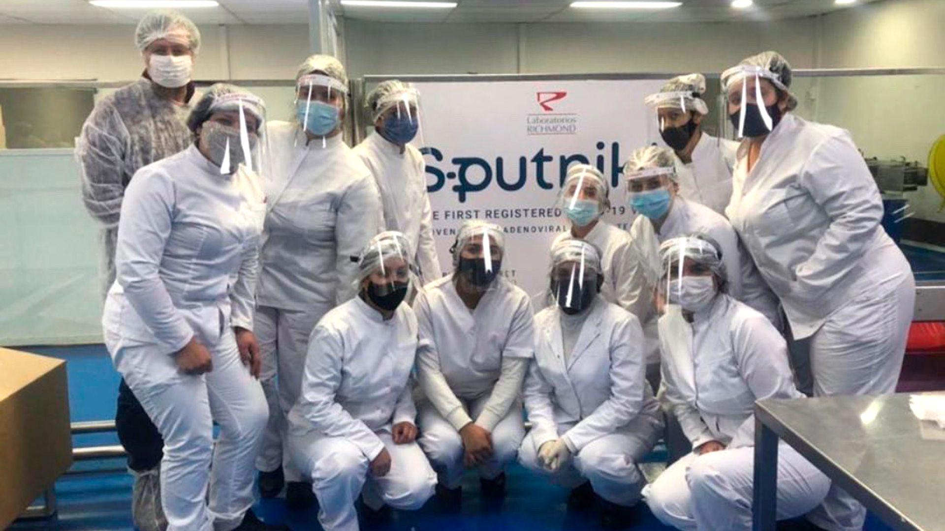 sputnik produccion argentina