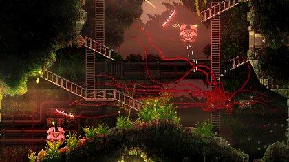 Controlar al monstruo en Carrion no se parece en nada que hayamos jugado recientemente.
