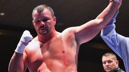 """Fulton es conocido como """"el hombre de acero"""" por tener el récord de 320 peleas en la MMA"""