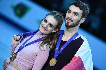 El patinador francés Guillaume Cizeron habló públicamente de su orientación sexual por primera vez