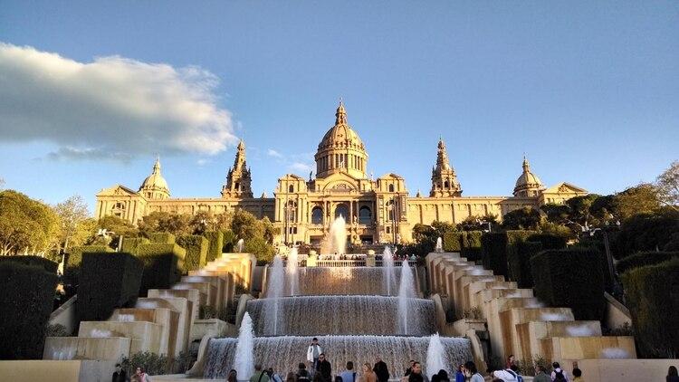 El Palacio Nacional, herencia de la feria catalana de 1929