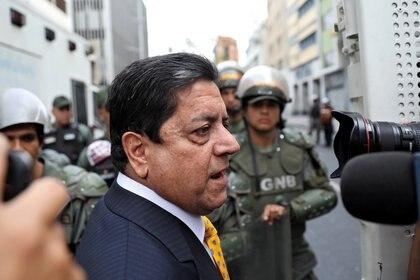 Edgar Zambrano, diputado a la AN