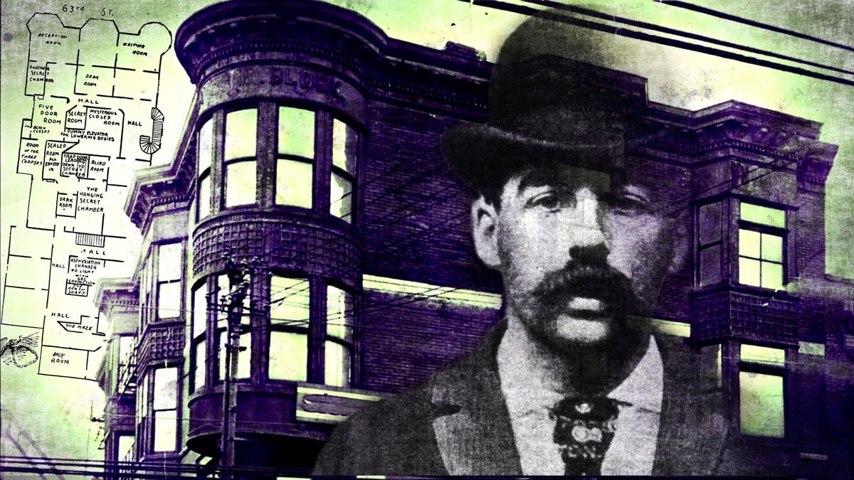 El castillo de los horrores: cómo el despiadado Doctor Holmes se ...
