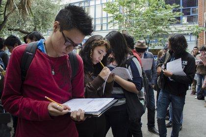 No todas las facultades de la UNAM permiten realizar el trámite para segunda carrera (Foto: María José Martínez/Cuartoscuro)