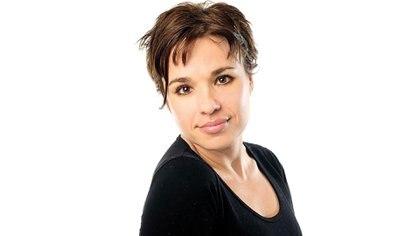 """Betina González, autora de """"El amor es una catástrofe natural"""" (Alejandra López)"""