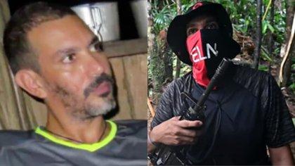 Alias Uriel ha sido seguido por fuerzas militares desde 2018. Foto: