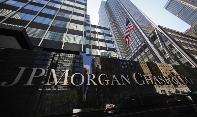 La sede de JP Morgan Chase.