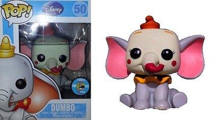 Dumbo payaso, la pieza más buscada y exclusiva