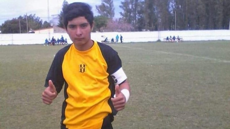 """El sitio de la """"Liga Regional Norteña de Fútbol"""" despidió al joven """"Piki"""""""