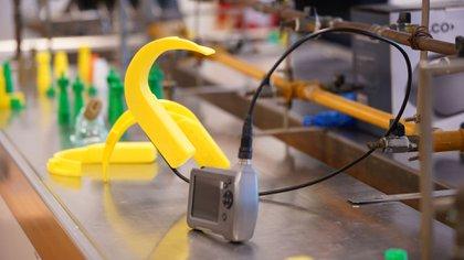 Los expertos tuvieron el aval de CNEA y UNTREF para la creación de los dispositivos médicos (UNTREF)