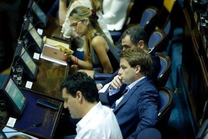 Los legisladores de Juntos por el Cambio apuntaron contra la gestión de Axel Kicillof (Santiago Salva)