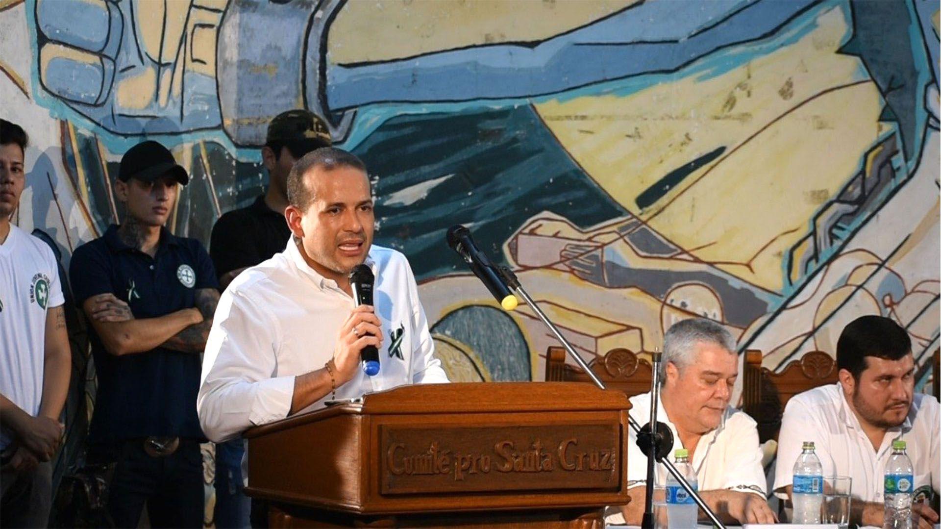 """La Asamblea ciudadana declaró """"desastre nacional"""" por los incendios"""