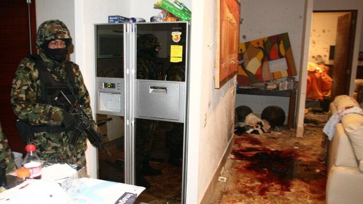 El departamento donde murió el narco mexicano, Arturo Beltrán Leyva, alias
