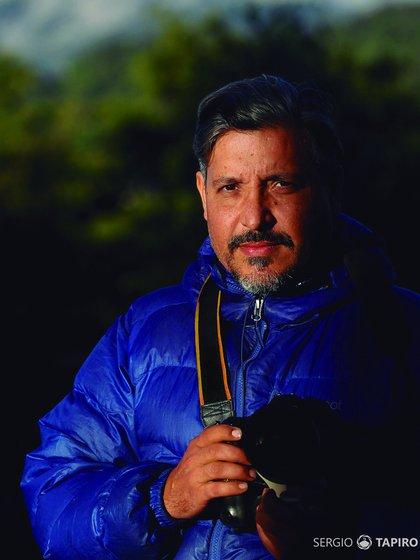 """""""Estoy muy orgulloso como mexicano, como latinoamericano, de que la fotografía que hacemos en estas latitudes se vea a estos niveles"""", celebró el fotógrafo"""