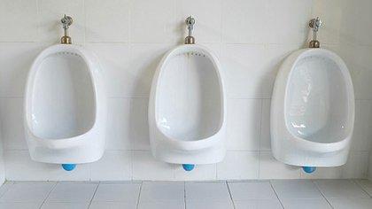 Además, un médico alemán dijo que los mingitorios son buenos para reducir el consumo de agua ya que las mujeres tiran más de tres veces la cadena