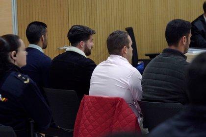 Primera sesión del juicio a miembros de 'La Manada' acusados de abusos sexuales a una joven en la localidad cordobesa de Pozoblanco (Europa Press/archivo)