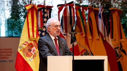 Santiago Muñóz Machado, desde el 10 de enero pasado, Director de la Real Academia Española