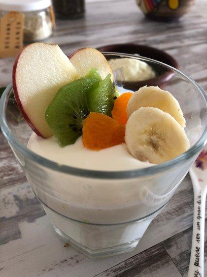 Licuados con frutas, una gran opción para incluir lácteos