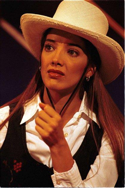 Adela Noriega tuvo su última participación en la televisión nacional en 2008 y desde entonces ha mantenido un perfil bajo (Foto: Cuartoscuro)
