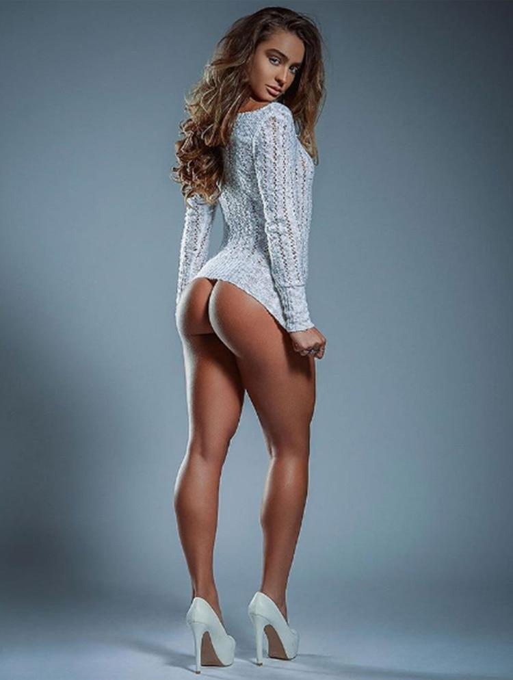 Sommer Ray Las Caderas Más Sensuales Del Mundo Del Fitness Infobae