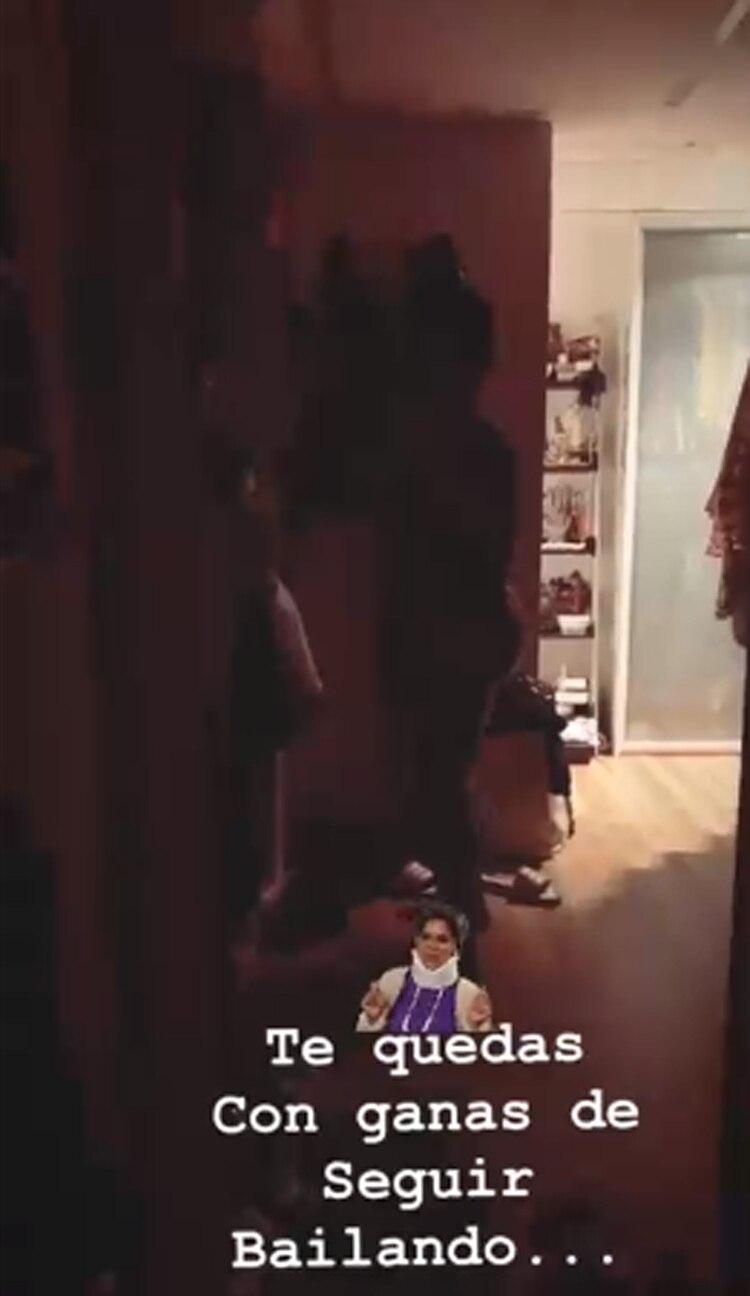 Gianinna Maradona (Instagram)