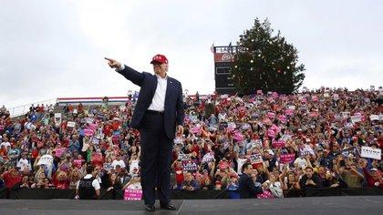 El muro es una de las principales promesas de Trump (Reuters)