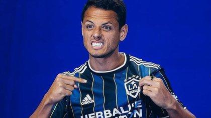 """El premio que finalmente obtuvo """"Chicharito"""" Hernández en la MLS"""