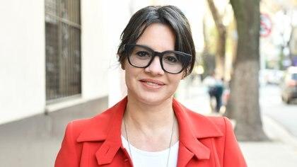 La periodista y diputada Gisela Marziotta coordina el Observatorio Gente en Movimiento.